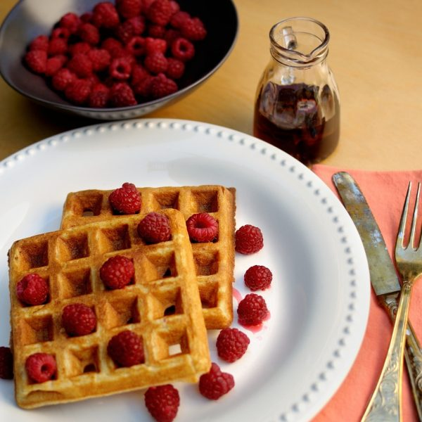 Phyllis' Mouth-watering Buttermilk Waffles