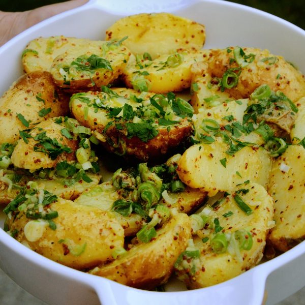 New Potato Salad With Lemon Vinaigrette