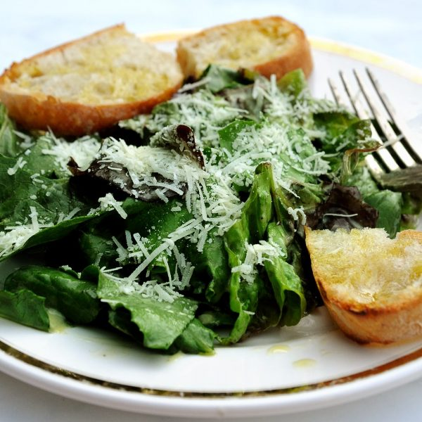 Anne's Anchovy-less Caesar Salad Dressing