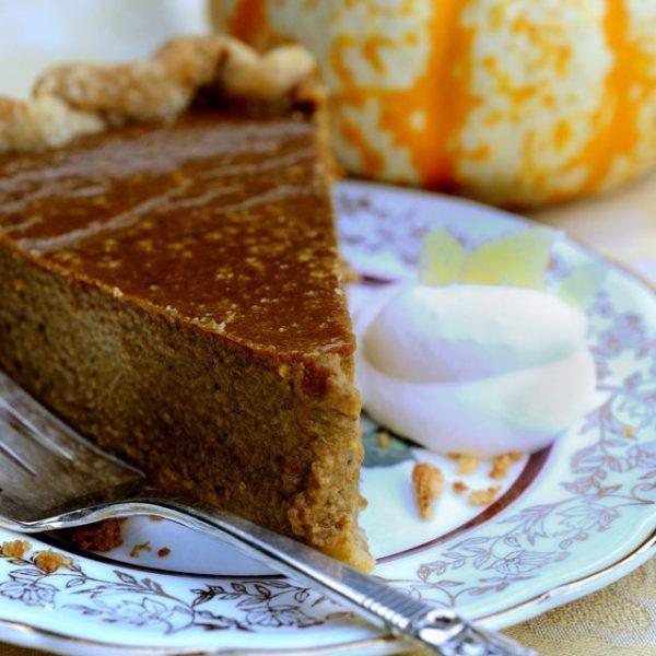 Nora's Pumpkin Pie