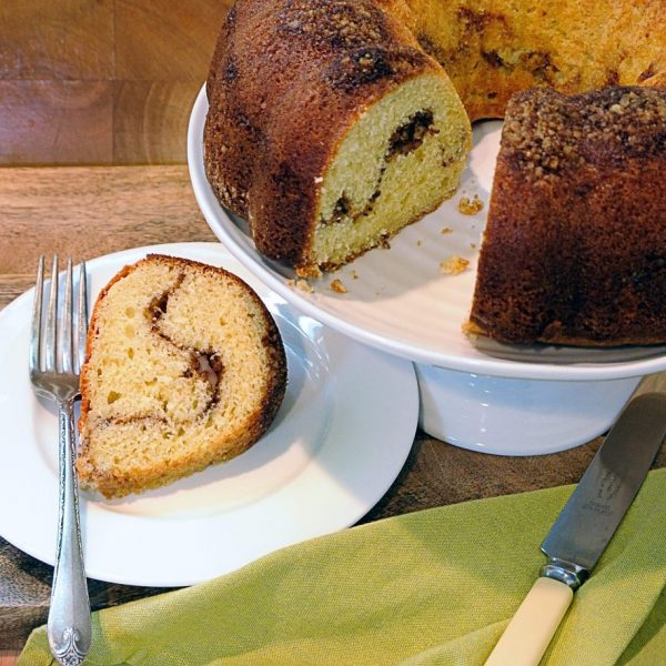 A Really Good Coffee Cake