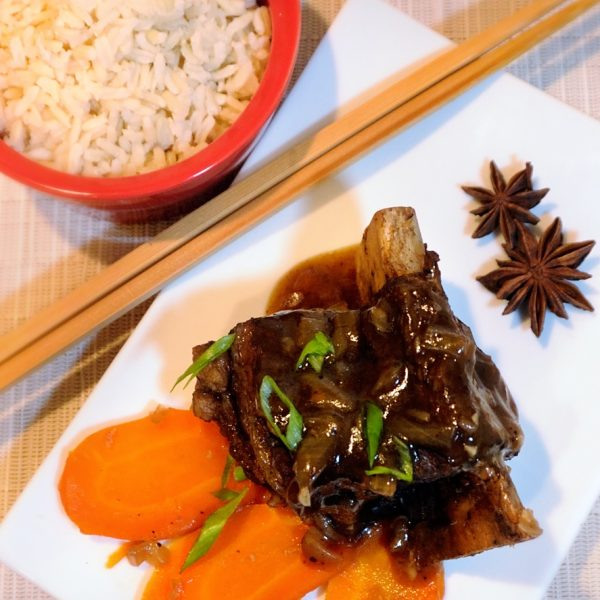 Asian Beef Shortribs