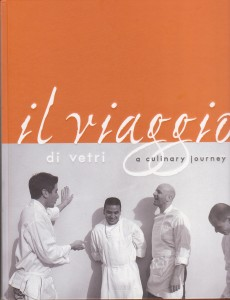 Il viaggio cookbook cover