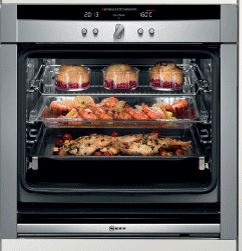 slide and hide oven