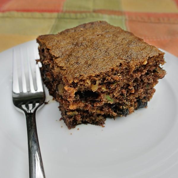 Zucchini Coffee Cake