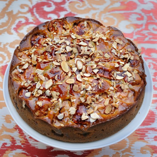 Scandinavian Apple Cake